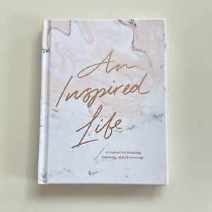 An Inspired Life: A Journal for Thinking, Dreaming and Discovering NEW M H Clark