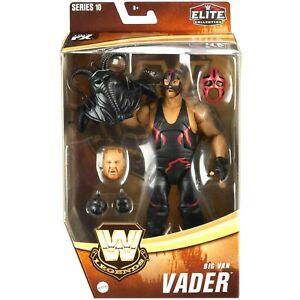 WWE Legends Elite Collection: Big Van Vader Action Figure