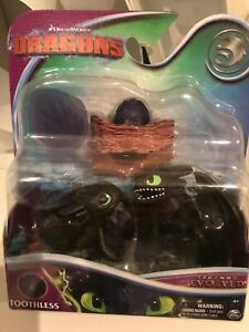Rare how to train your dragon new legends evolved rare toothless set figures