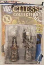 Eaglemoss Chess Dc The Dark Knight Returns Two Pack Joker Batman