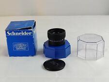 Vtg Schneider Kreuznach Componar C2,8/50 mm enlarger lens Camera Optics Germany