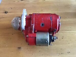 Bukh DV20 Starter Motor for marine engine Recon