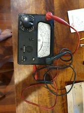 Vintage Universal AVO Multimeter Model 12 Excellent Condition Avometer