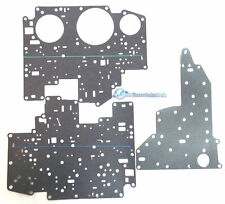 Ford 4R70W 4R75E Transmission Complete Valve Body Cover Plate Gasket Set 2001-UP