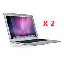 More details for 2 x lcd clear screen protector for new apple macbook air/pro 13