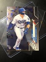 2020 Topps Chrome GAVIN LUX ROOKIE CARD RC PSA 10? Mint🔥 LOS ANGELES DODGERS