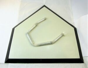 MacGregor Home Plate B-3 Rubber w/ 5 Spikes New