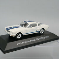 1:43 1965 Vintage Ford Mustang Shelby GT 350H Model Car Diecast Collection Gift