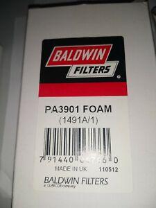 baldwin p3901 foam air filter fits toro(2408305s kohler)