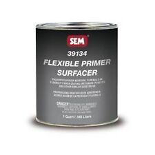 SEM 39134 Gray Flexible Primer For Automobile Plastic Bumper Covers - 1 Quart