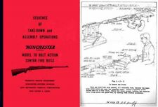 Winchester Model 70 Sequence of Take-Down and Assembly Operations