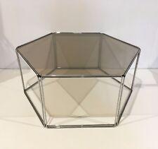 Table Basse Hexagonale  Vintage des Années 70's de Max SAUZE