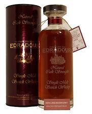 Edradour 2002/2017 natural Sherry Cask Decanter 56,6% vol. - 0,7 Liter