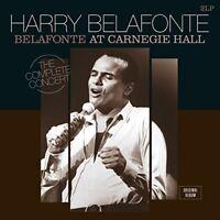 Harry Belafonte - Belafonte At Carnegie Hall [New Vinyl LP] Holland -