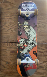 Black Label Rakestraw Alive Complete Skateboard
