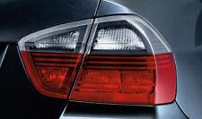 Original BMW M Performance 3er E91 Satz Black Line Heckleuchten NEU 63210411414