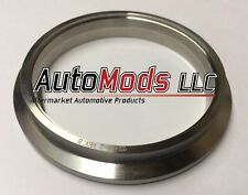 """3"""" Vband turbine outlet Stainless flange 3 5/8"""" for Precision PTE & COMP turbo"""