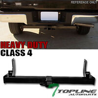 "Topline For 2009-2014 Ford F150 Class 4 Trailer Hitch Tow Receiver 2"" - Black"