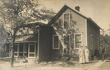 """""""Got Another Picture Of The House"""", Galion, Ohio OH RPPC 1914"""