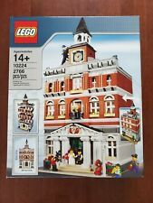 LEGO 10224 Town Hall Modular Building Creator Expert NEW Sealed Retired rare htf