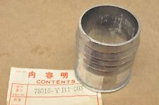 NOS New Honda WT20 WT20 X Water Pump Suction Joint Connector 78316-YB1-003