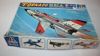 Tornado MRCA Multi Role Combat Aircraft Kit 1:72 Scale Made in Italy