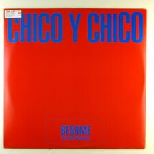 "12"" LP - Chico Y Chico - Besame (Kiss Me Muchacho) - M1100 - washed & cleaned"