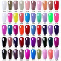 Elite99 Color Gel Nail Polish 15ml Soak Off Manicure Pedicure Varnish Lacquer