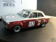 FORD Escort MKI Broadspeed Racing Touringcar 1969 Fitzpatrick #112 trofeu 1:43