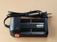 Rechargeable battery flashlight Torch Charger 16340 CR123 26650 14500 18650 3.7v