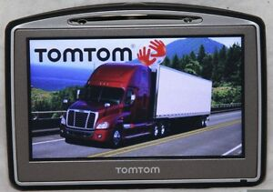 TomTom GO720 Truck Lorry Bus Semi GPS Navigation 2020 All Europe Map Version 960