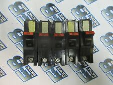 Fpe Na115 Na15 15 Amp 120 Volt Stablok Circuit Breaker Lot Of 5 Warranty