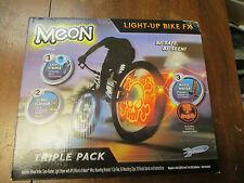 MEON  Light-Up Bike FX Wheel Writer, Light Striper, Gyro Flasher