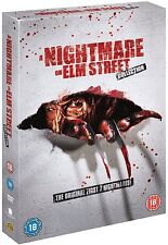 A Nightmare On Elm St Parts 1 to 7 -  8 x DVD Boxset - Deleted - Wes Craven