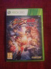 Street Fighter X vs Tekken Xbox 360