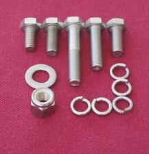 MGB 'B' MOTORE SERIE DINAMO accessori testa esagonale bulloni in acciaio inox -