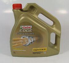 Castrol EDGE Professional LL3 Titanium  5W-30  4 Liter VW 50400/50700 / NEW