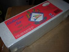 1992 NFL PRO FOOTBALL collector set 660 player cards - SEALED -