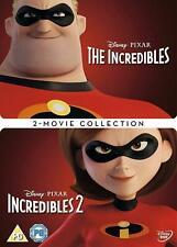 Incredibles: 2-movie Collection - Brad Bird [DVD]