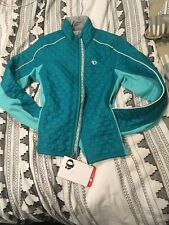 NWT Pearl Izumi Womens P.R.O. Pursuit Wind Cycling Jersey Jacket Small