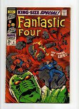 Fantastic Four Annual #6 FN+ 6.5 Marvel KEY 1st Annihilus & Franklin Richards