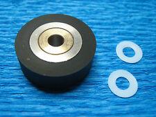Andruckrolle für Revox B77 MKII mit Teflon-Scheiben Neue Produktion