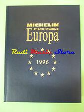 book libro MICHELIN ATLANTE STRADALE EUROPA 1996  (L3)