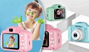 Mini Digital Children Kids Camera HD 1080P LCD CameraToy Gift **UK FAST POST**