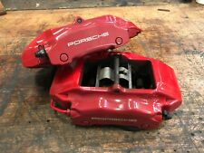 Porsche Cayman 987 Boxster 997 Red Calipers OEM Brembo *Need Rebuilt*