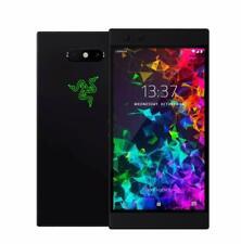Razer telefono 2 - 64GB-SPECCHIO NERO (AT&T Cricket) UNO STOCK