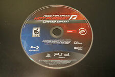 Need for Speed: Hot Pursuit (Sony PS3, 2010) *Tested
