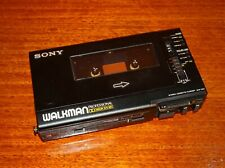 Sony Walkman Professional WM-D6C cassette player
