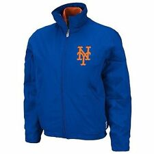 New York Mets Majestic Therma Base Premier Jacket Women's Medium New With Tag