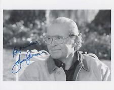 JAMES GARNER Signed 10x8 Photo THE GREAT ESCAPE & MAVERICK COA